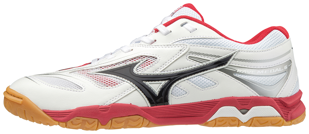 Mizuno Wave Medal 5 red / white