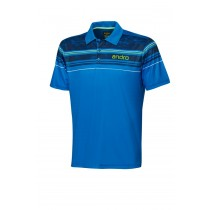 Andro - T-Shirt CARTER Blue - Green - Men's