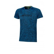 Andro - T-Shirt WAYNE Blue - Melange - Men's