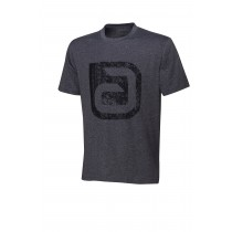Andro - T-Shirt BENNETT Grey - Black - Men's