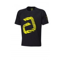 Andro - T-Shirt ASHTON Black - Yellow - Men's