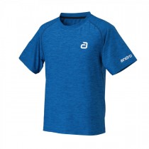 Andro - T- Shirt MELANGE ALPHA  Blue - Men's