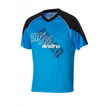 Andro - Shirt BRADY Blue / Black - Men's