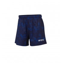 Andro - Short CLARK / Darkblue / White - Men's