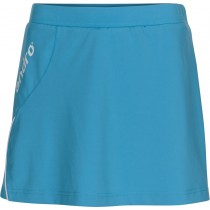 Andro - Skort NIAS / AquaBlue - White - Women's