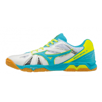 Mizuno Wave Medal 5 Blue / Yellow