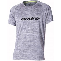 Andro - T-Shirt TRENT Grey Melange - Men's