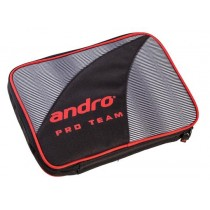ANDRO Double Cover Peak Black / Red