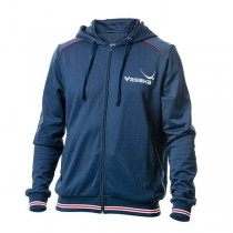 Yasaka Hooded Jacket LIBRA - Navy / Red / White - Men's