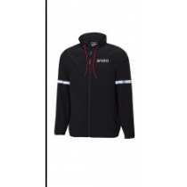 Andro - Jacket NELSON / Black - Red -  Men's