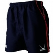 Yasaka - Short Battle  Black / Red - Men's